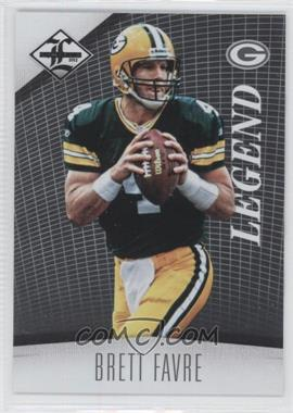 2012 Limited - [Base] #127 - Brett Favre /349