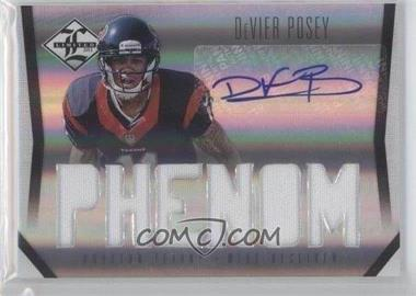 2012 Limited - [Base] #233 - DeVier Posey /299