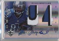 Ryan Broyles /25