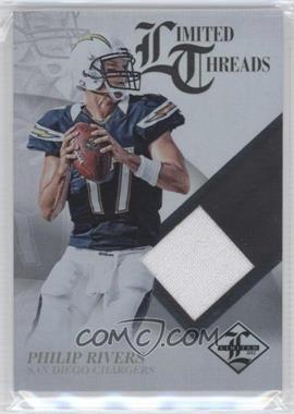 2012 Limited Threads #45 - Philip Rivers /99