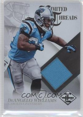 2012 Limited Threads #72 - DeAngelo Williams /99
