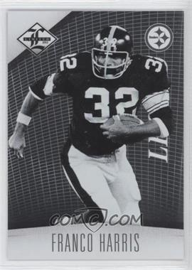 2012 Limited #104 - Franco Harris /349