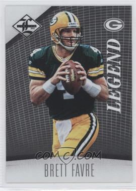 2012 Limited #127 - Brett Favre /349