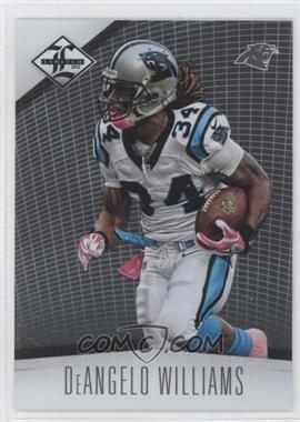 2012 Limited #18 - DeAngelo Williams /399