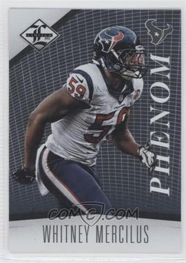 2012 Limited #200 - Whitney Mercilus /299