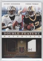 Devery Henderson, Pierre Thomas /149