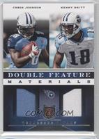 Chris Johnson, Kenny Britt /149