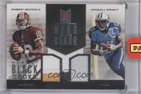 Robert Griffin III, Kendall Wright /1 [ENCASED]