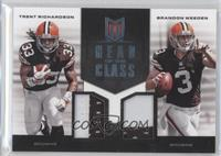 Brandon Weeden, Trent Richardson /49