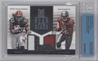 Doug Martin, Trent Richardson /49 [BGS AUTHENTIC]