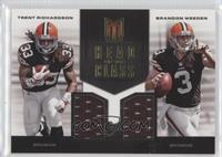 Brandon Weeden, Trent Richardson /149