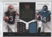 Brandon Weeden, Justin Blackmon /149