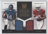 Justin Blackmon, Michael Floyd /149