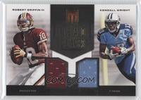 Kendall Wright, Robert Griffin III /149
