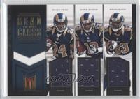 Brian Quick, Chris Givens, Isaiah Pead /99