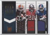 Doug Martin, Trent Richardson, David Wilson /99