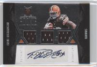 Rookie Signatures RPS - Trent Richardson /399