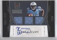 Rookie Signatures RPS - Kendall Wright /399
