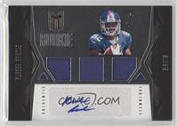 Rookie Signatures RPS - Rueben Randle /499