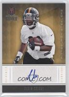 Rookie Signature - Chris Rainey /299
