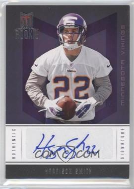 2012 Momentum #162 - Harrison Smith /799