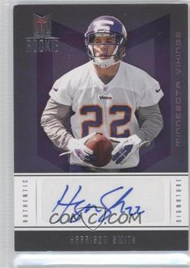 2012 Momentum #162 - Rookie Signature - Harrison Smith /799