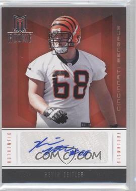 2012 Momentum #169 - Rookie Signature - Kevin Zeitler /399