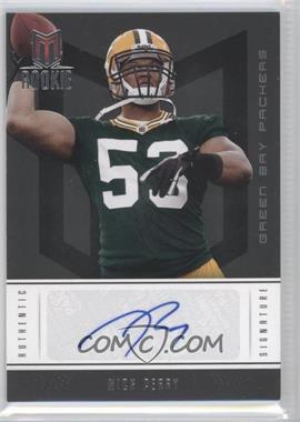 2012 Momentum #184 - Rookie Signature - Nick Perry /399
