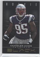 Chandler Jones #10/49