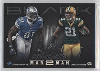 Charles Woodson, Calvin Johnson Jr. /349