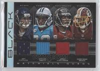 Jay Cutler, Josh Freeman, Santana Moss, Steve Smith /75