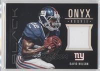David Wilson /299