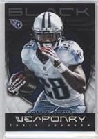Chris Johnson /349