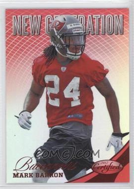 2012 Panini Certified - [Base] - Mirror Red #287 - Mark Barron /250