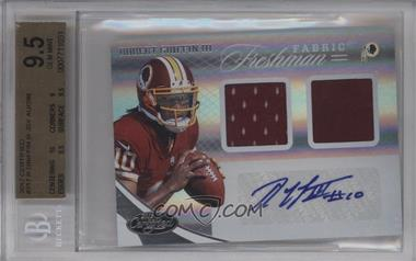 2012 Panini Certified - [Base] #317 - Robert Griffin III /299 [BGS 9.5]