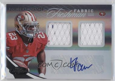2012 Panini Certified - [Base] #338 - LaMichael James /499