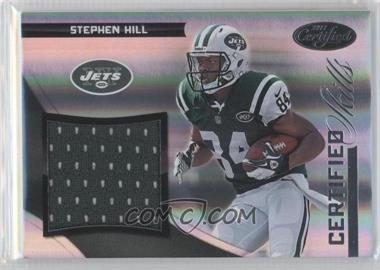 2012 Panini Certified Certified Skills Materials #9 - Stephen Hill /299