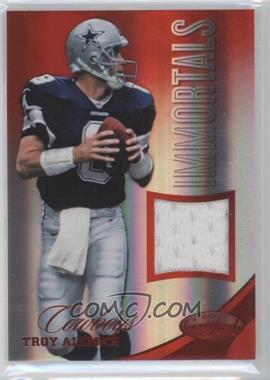 2012 Panini Certified Materials Mirror Red #210 - Troy Aikman /199