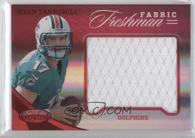 2012 Panini Certified Materials Mirror Red #320 - Ryan Tannehill /149