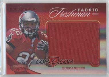 2012 Panini Certified Materials Mirror Red #325 - Doug Martin /149
