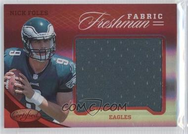 2012 Panini Certified Materials Mirror Red #341 - Nick Foles /149