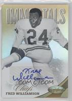 Fred Williamson /25