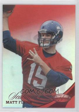 2012 Panini Certified Mirror Red #144 - Matt Flynn /250