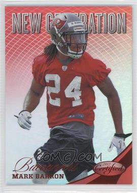 2012 Panini Certified Mirror Red #287 - Mark Barron /250