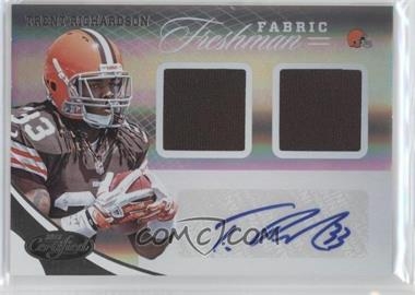 2012 Panini Certified #318 - Trent Richardson /299