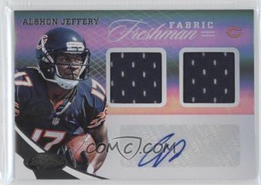 2012 Panini Certified #327 - Alshon Jeffery /499