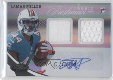 2012 Panini Certified #337 - Lamar Miller /399