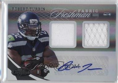 2012 Panini Certified #343 - Robert Turbin /499