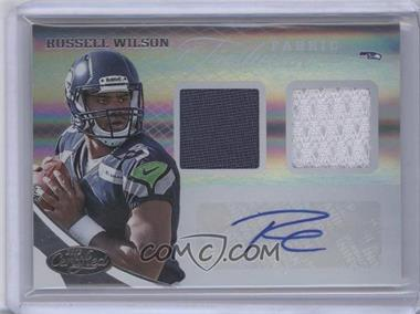 2012 Panini Certified #346 - Russell Wilson /499