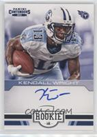 Kendall Wright /75